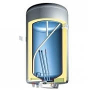 Elektrinis 100 litrų vandens šildytuvas GB 100 N