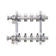 Grindinio šildymo kolektorius xnet Standard be debitomačių 11 žiedų