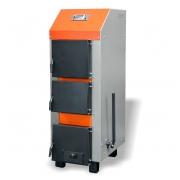 Plieninis kieto kuro katilas KRUK WS 35 kW