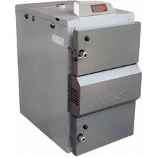 Dujų generacinis kieto kuro katilas VIGAS 25S (5-35 kW) AK4000, LC