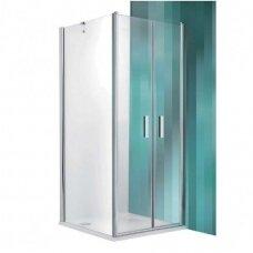 Roltechnik kvadratinė dušo kabina TCN2+TCB